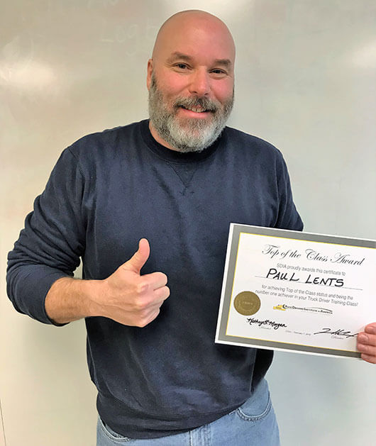 Top of The Class - Paul L.